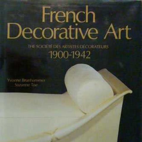 Les Artistes Décorateurs 1900-1942.